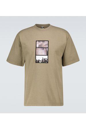 GR10K T-Shirt Utility aus Baumwolle