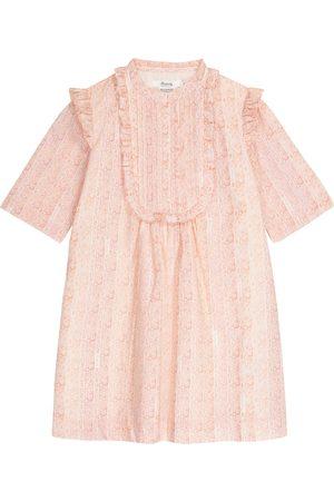 BONPOINT Bedrucktes Kleid Nalou aus Baumwolle