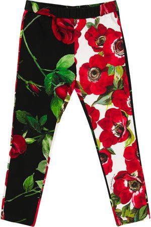 Dolce & Gabbana Bedruckte Leggings