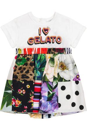 Dolce & Gabbana Baby Set aus Kleid und Höschen