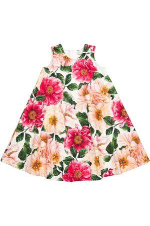 Dolce & Gabbana Kleid aus einem Baumwollgemisch