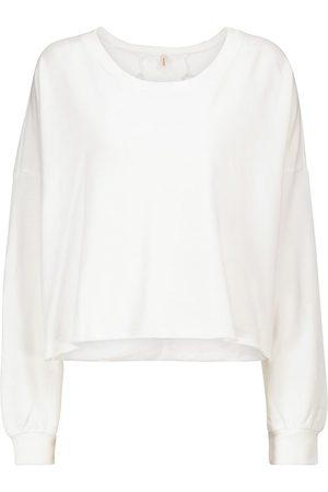 Lanston Sweatshirt mit Baumwollanteil