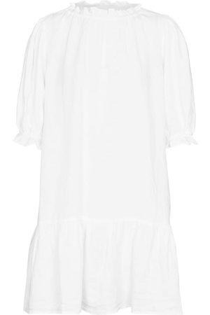 Velvet Minikleid Bernice aus Leinen