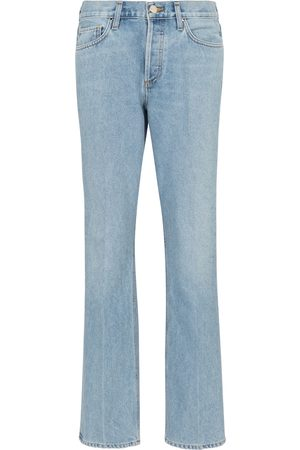 Goldsign High-Rise Jeans The Nineties Boot