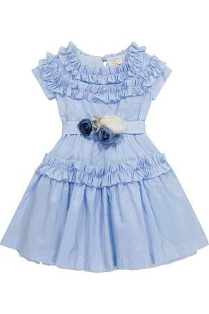 MONNALISA Kleid Meg aus Taft