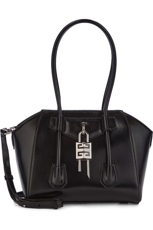Givenchy Tote Antigona Lock Mini aus Leder