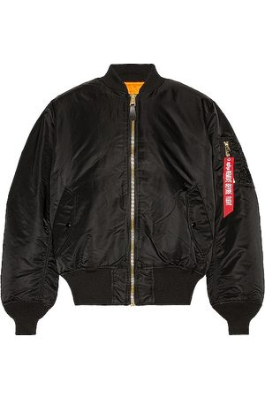 Alpha Industries MA-1 Flight Jacket in - . Size L (also in XS, S, M, XL).