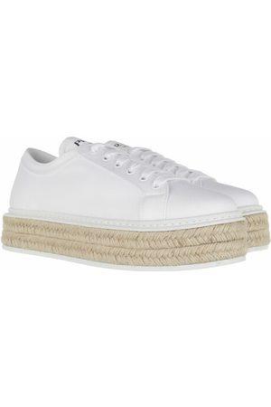 Prada Turnschuhe Low Sneakers Gabardine - in - für Damen