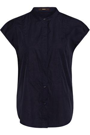 Windsor Bluse blau