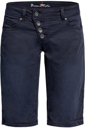 Buena Vista Damen Shorts - Jeans-Shorts Malibu blau