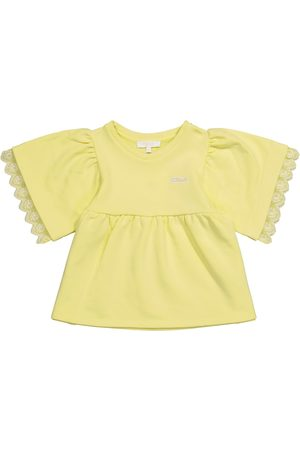 Chloé T-Shirt aus Jersey