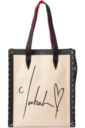 Christian Louboutin Tote Cabalace Small aus Canvas