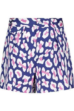 Diane von Furstenberg Bedruckte Shorts Edria