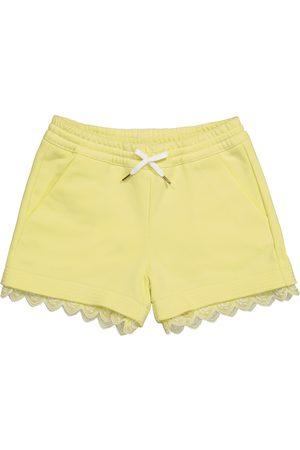 Chloé Shorts aus Jersey
