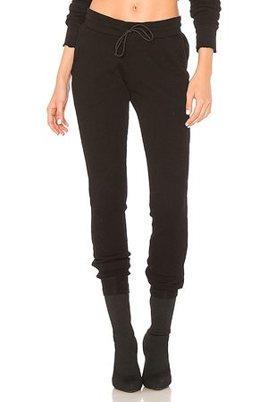 Cotton Citizen The Monaco Thermal Jogger in - Black. Size L (also in S, XS, M).