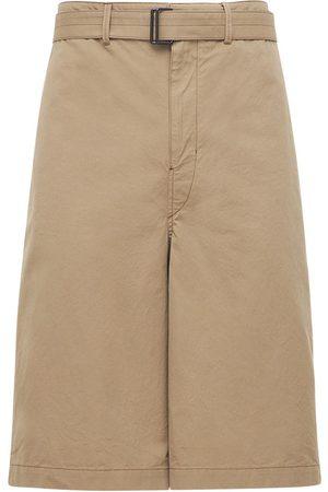 LEMAIRE Herren Shorts - Shorts Aus Baumwolle