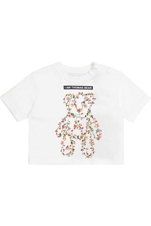 Burberry Baby T-Shirt aus Baumwolle