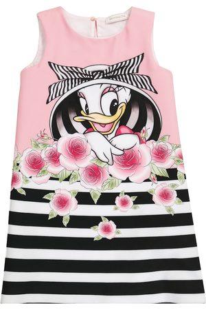 MONNALISA X Disney® Kleid aus Crêpe