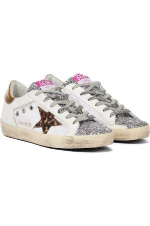 Golden Goose Sneakers Superstar mit Glitter