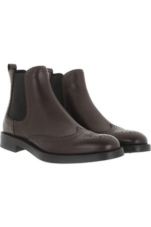 Tod's Ankle Boots Leather - in - Boots & Stiefeletten für Damen