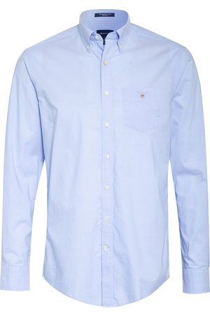 GANT Hemd Regular Fit blau