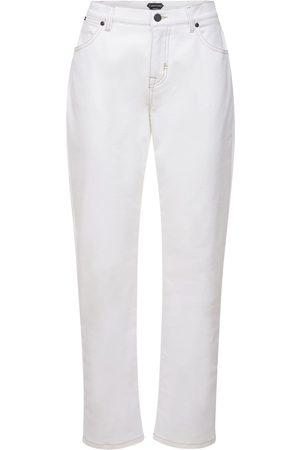 Tom Ford Damen Baggy & Boyfriend - Boyfriend-jeans Aus Stretch-baumwolldenim