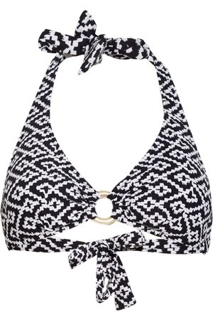 Watercult Neckholder-Bikini-Top Ethno Craft