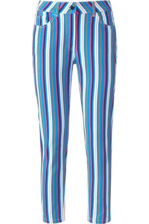 Looxent Damen Jeans - Knöchellange Jeans mehrfarbig