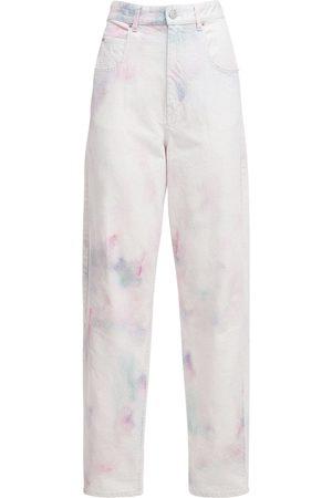 """Isabel Marant Gebleichte Baggy-jeans Aus Denim """"corfy"""""""