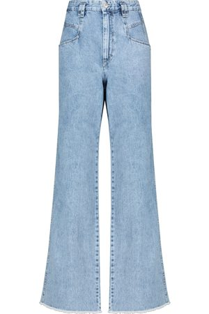 Isabel Marant High-Rise Jeans Dilesqui