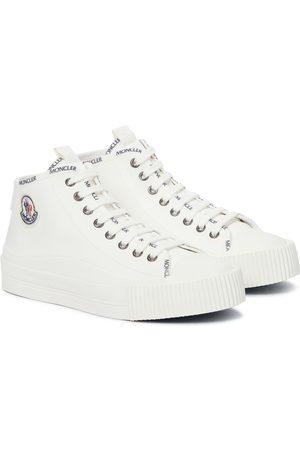 Moncler High-Top Sneakers Lissex aus Canvas