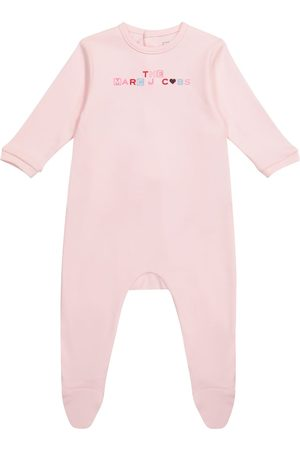 The Marc Jacobs Baby Strampler aus Baumwolle