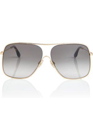 Victoria Beckham Aviator-Sonnenbrille