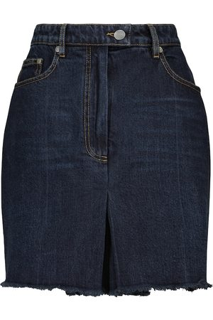 Peter Do High-Rise Jeansshorts