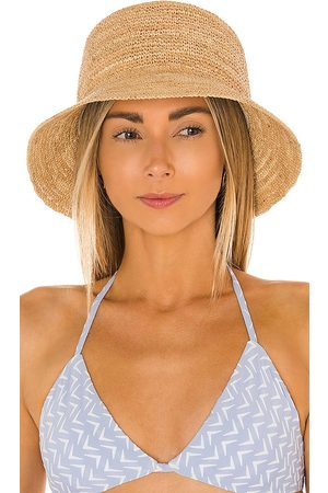 L*SPACE Isadora Hat in - Neutral. Size all.
