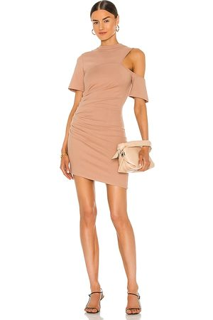 h:ours Caelie Tee Dress in - . Size M (also in XXS, XS, S, XL).