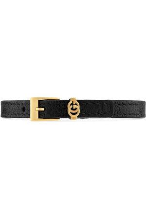 Gucci Herren Armbänder - Double G logo bracelet