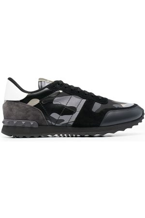 Valentino Garavani Rockrunner camouflage sneakers
