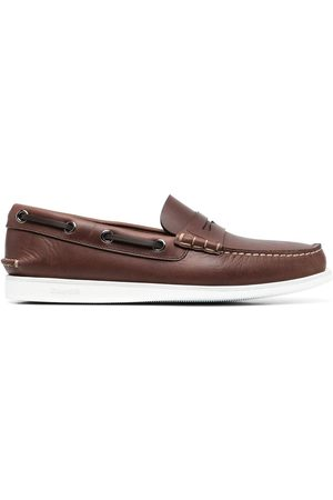 Church's Round-toe slip-on loafers