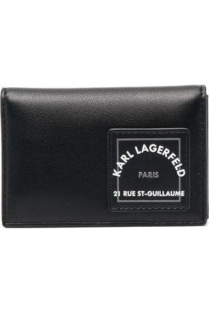 Karl Lagerfeld Herren Geldbörsen & Etuis - Logo-print wallet