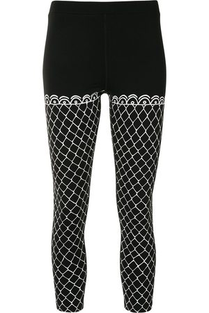 HACULLA Damen Leggings & Treggings - Geometric print leggings