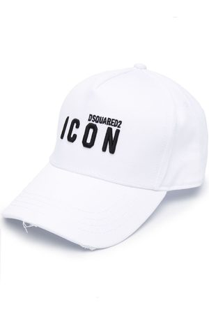 Dsquared2 Icon embroidered baseball cap