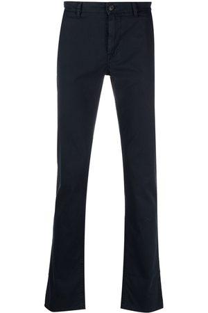 HUGO BOSS Mid-rise chino trousers