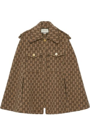 Gucci Monogram cape