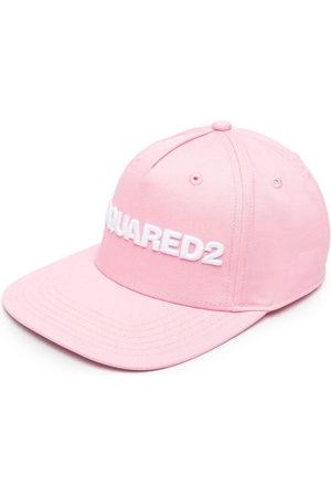 Dsquared2 Jungen Hüte - Logo-embroidered cap