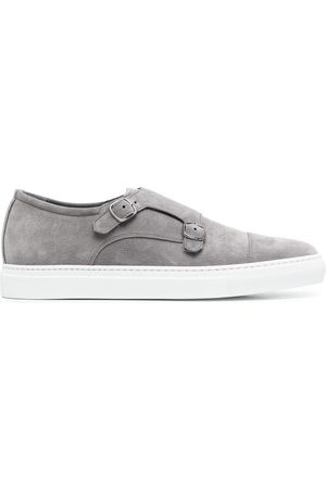 Scarosso Buckle monk sneakers
