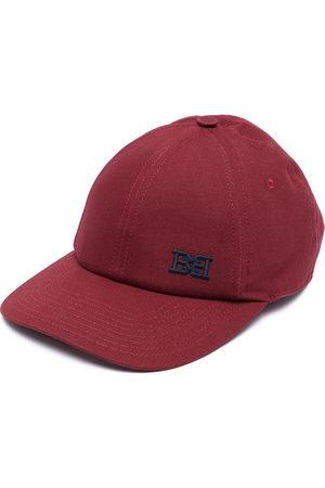 Bally Embroidered logo baseball cap