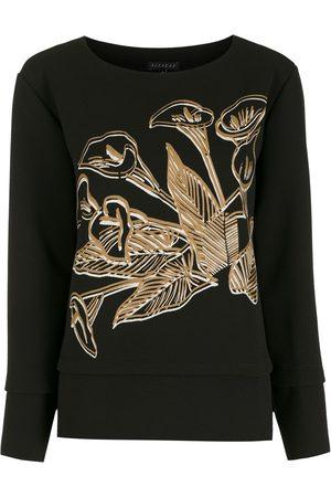 Alcaçuz Damen Blusen - Print Salburg blouse