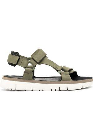 Camper Oruga flat touch-strap sandals