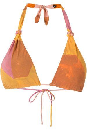 CLUBE BOSSA Rings bikini top